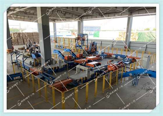 Chaint Pulp Handling System For Paper Making Industry